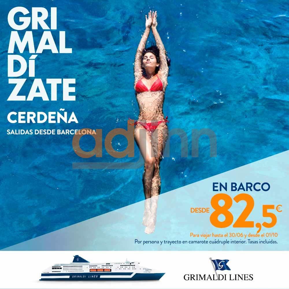 grimaldi lines crucero 2016